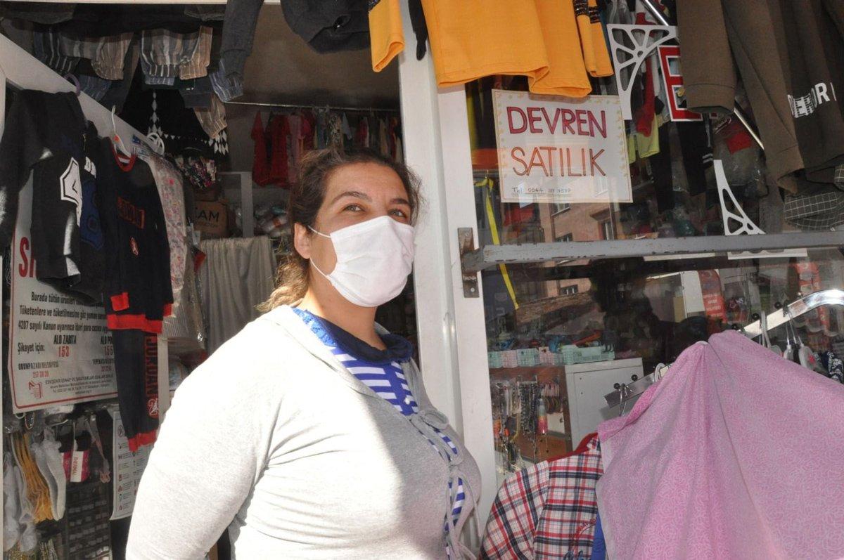 Türkiye'nin dört bir yanındaki esnaf : Kapanıyoruz