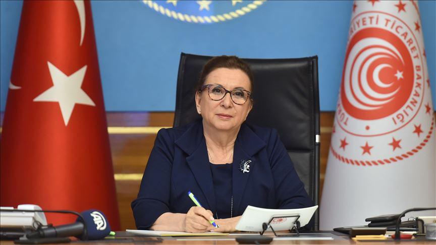 Bakan Pekcan: 1.4 milyon başvuru onaylandı