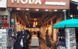 Moda accessories , Kadıköy Tarihi Çarşı'da faaliyete geçti