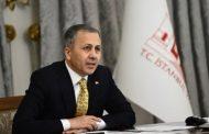 """İstanbul Valisi Yerlikaya, İçişleri Bakanlığının """"Dinamik Denetim Süreci"""" konulu genelgesi kapsamında yarın kent genelinde denetimlere başlanacağını duyurdu."""