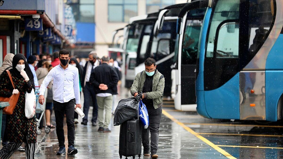 Şehirler arası seyahat kısıtlaması nasıl uygulanacak? Bakanlık ayrıntıları paylaştı