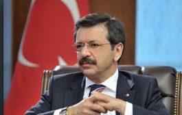 TOBB Başkanı Hisarcıklıoğlu'dan kısa çalışma ödeneği çağrısı