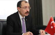 Ticaret Bakanı Mehmet Muş'tan açıklama : Ciro kaybı desteği için başvurular 31 Mayıs gün sonuna kadar e-Devlet üzerinden yapılacak