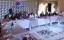 Yeme İçme İşletmecileri Ankara'da bir araya geldi Borç batağındayız, varımızı yoğumuzu kaybettik ..