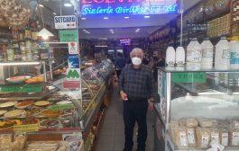 Kadıköy Tarihi Çarşı'da muafiyet kapsamındaki esnaflar hizmete devam ediyor